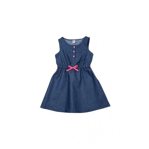 Купить Платье Mini Maxi, 6489, цвет синий, размер 110, Платья и сарафаны