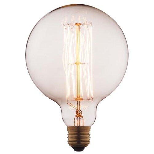 Лампочка накаливания Loft it Edison Bulb G12560 E27 60W