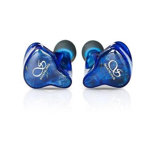 Наушники Shanling AE3, blue