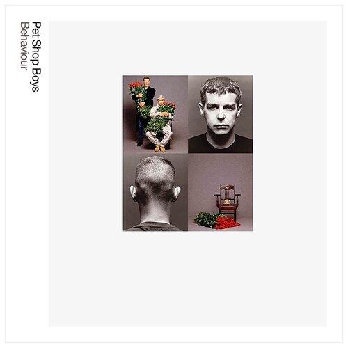 Pet Shop Boys – Behaviour (LP)