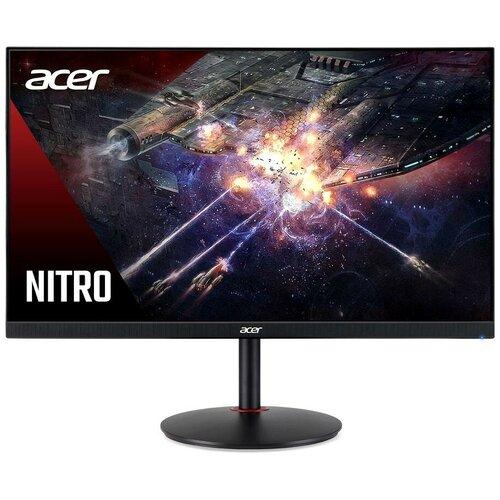 Монитор Acer Nitro XV272LVbmiiprx (UM.HX2EE.V04) 27, черный монитор acer kg241bmiix 24 черный