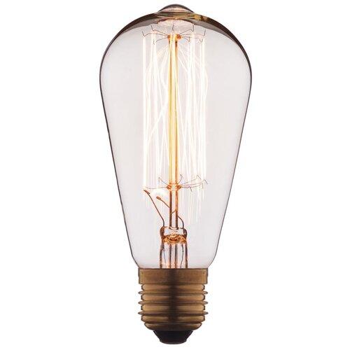 Лампочка накаливания Loft it Edison Bulb 1008 E27 60W