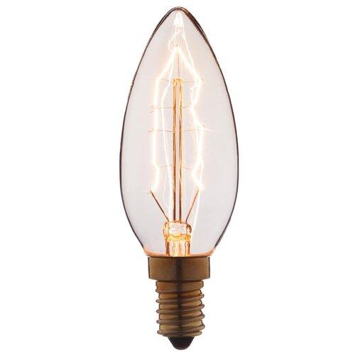Лампочка накаливания Loft it Edison Bulb 3560 E14 60W