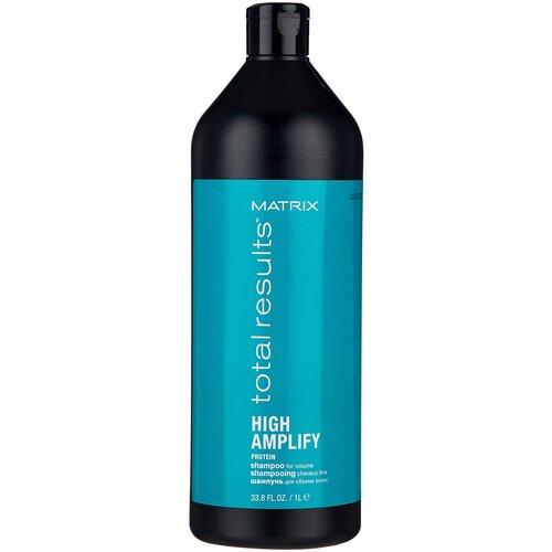 Matrix шампунь Total Results High Amplify для придания объема волосам, 1 л недорого