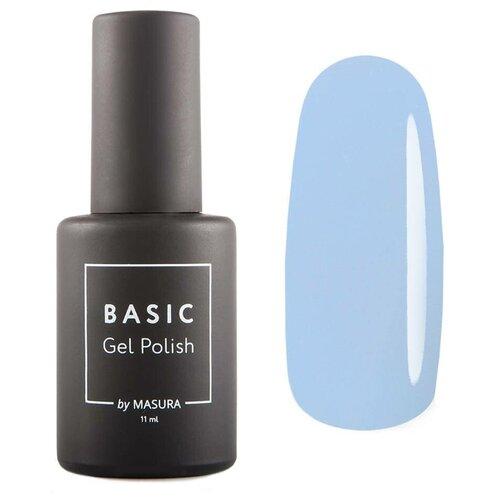 Купить Гель-лак для ногтей Masura Basic, 11 мл, флирт