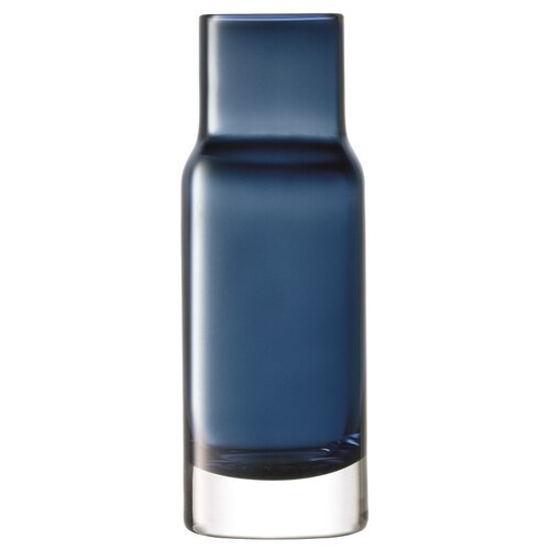 Ваза Utility, 19 см, синяя LSA International G1551-19-610 ваза lsa international utility 19 см синяя