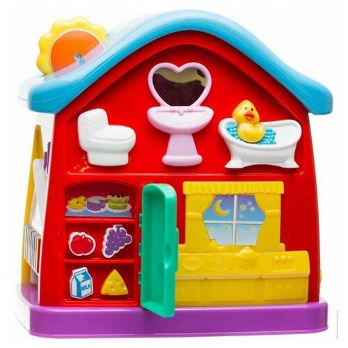 Купить Развивающий центр Kiddieland Музыкальный дом, Развивающие игрушки