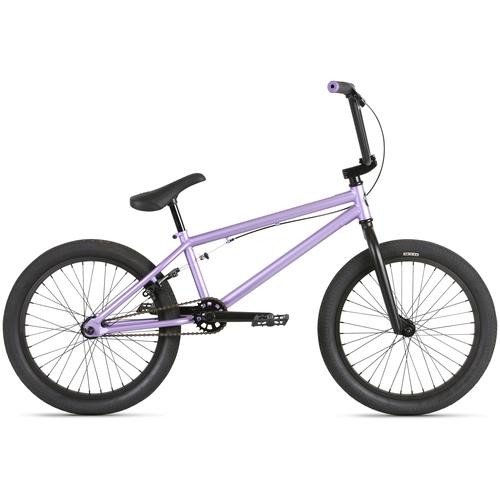 Велосипед BMX Haro Stray (2021) matte purple 20.5
