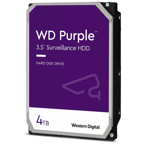Жесткий диск Western Digital WD Purple 4 TB WD40PURZ