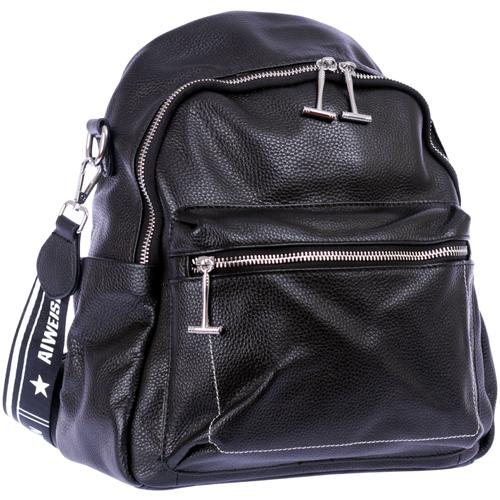 Женский рюкзак кожаный 853