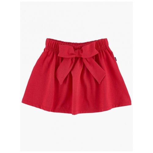 Фото - Юбка Mini Maxi, 2586, цвет красный 2586(1)красный-98 98 шорты mini maxi 4248 цвет красный 4248 2 красный 98 98