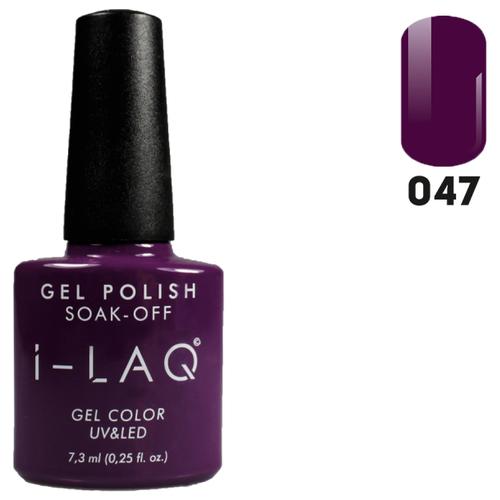 Фото - Гель-лак для ногтей I-LAQ Gel Color, 7.3 мл, 047 i laq гель лак 020