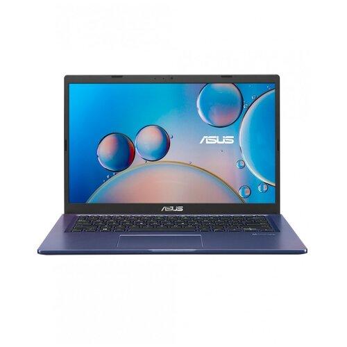 "Ноутбук ASUS X415JA-EK465T (Intel Core i5-1035G1 1000MHz/14""/1920x1080/8GB/512GB SSD/Intel UHD Graphics/Windows 10 Home) 90NB0ST3-M07480 peacock blue"