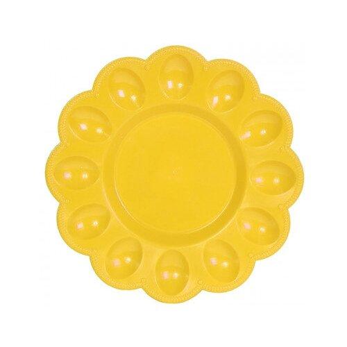 Тарелка для яиц BEROSSI ИК 221 солнечный