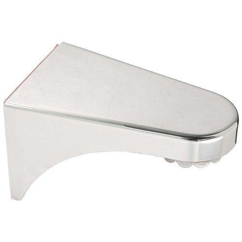 Мыльница BRADEX магнитная «Гигиена», серебристая
