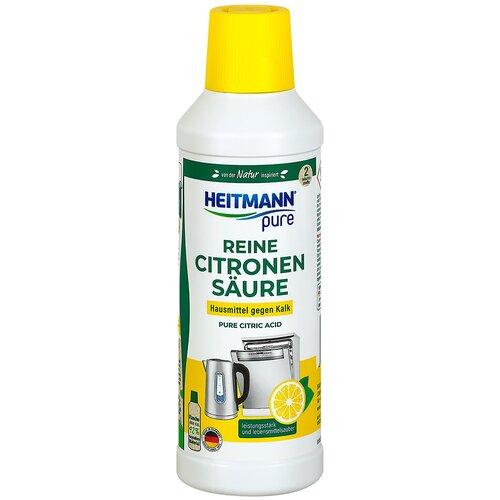Средство Heitmann Антинакипин с лимонной кислотой 500 мл