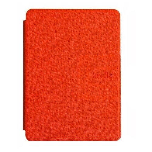 Чехол-обложка Skinbox UltraSlim для Amazon Kindle 10 с магнитом (оранжевый)