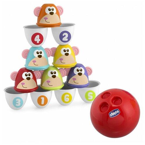 Купить Игровой центр Chicco Боулинг Fit&Fun, Развивающие игрушки