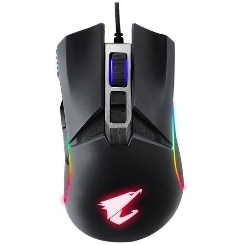 Мышь GIGABYTE GM-AORUS M5, черный