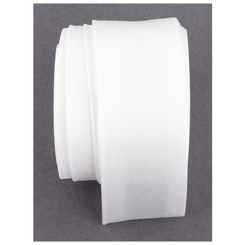 Купить Лента для рукоделия, GK-40P 40 мм. (4, 5 м), Гамма, белый №001, Gamma, Технические ленты и тесьма