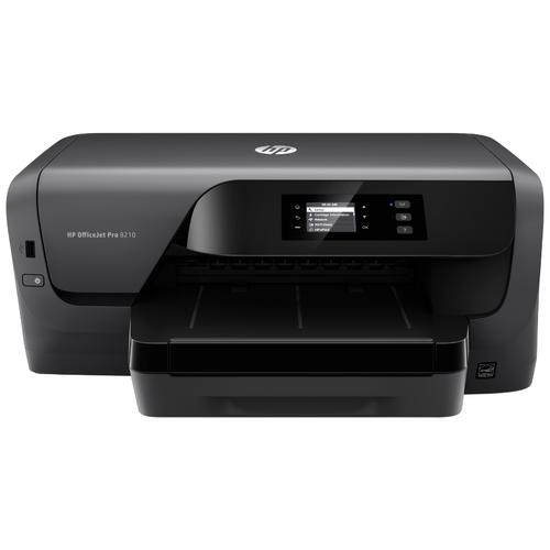 Фото - Принтер HP OfficeJet Pro 8210, черный принтер hp officejet pro 8210 черный