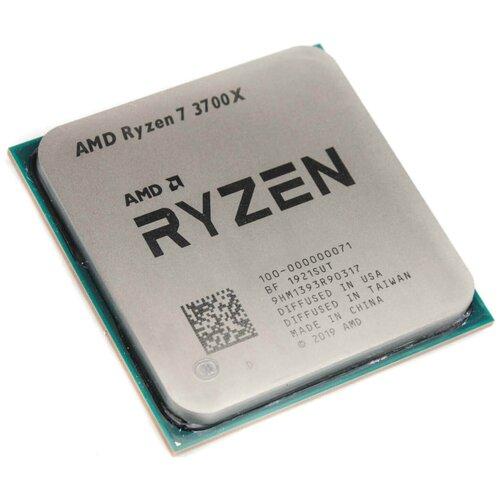 Процессор AMD Ryzen 7 3700X, OEM процессор amd ryzen 7 3700x 100 000000071 oem