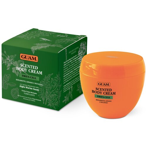 Купить GUAM SCENTED Крем для тела ароматический дренажный 200 мл