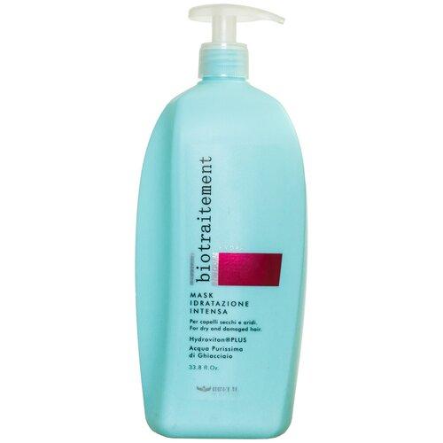 Brelil Professional BioTraitement Hydra Маска для интенсивного увлажнения волос, 1000 мл