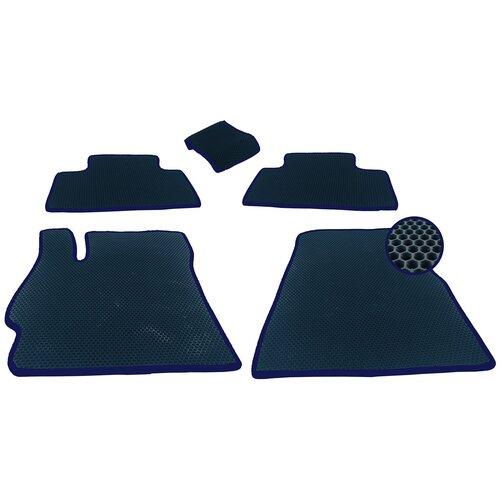 Автомобильные коврики EVA (сота) для Toyota RAV4 II (XA20) (2000-2006)