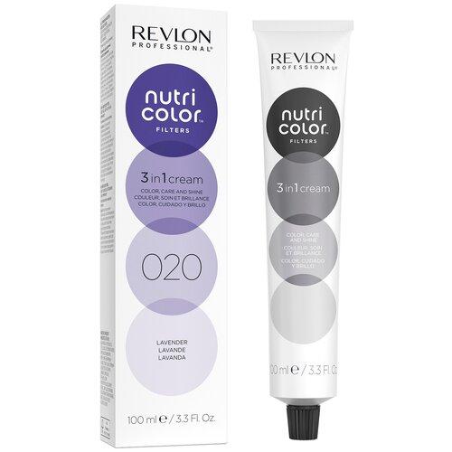 Купить Крем Revlon Professional Nutri Color Filters 3 In 1 Cream 020 Lavanda, 100 мл