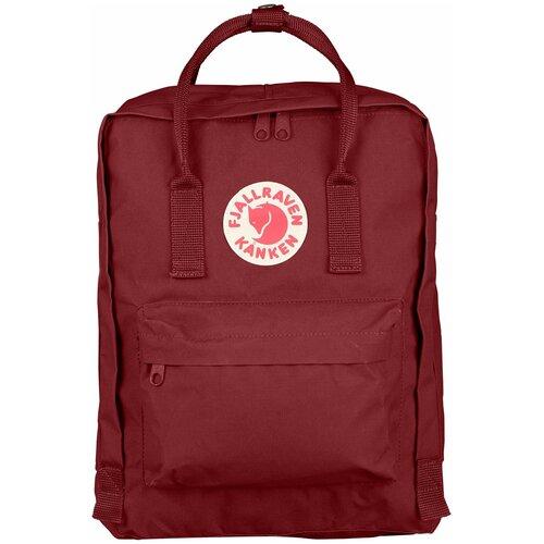 Городской рюкзак Fjallraven Kånken 16, ox red