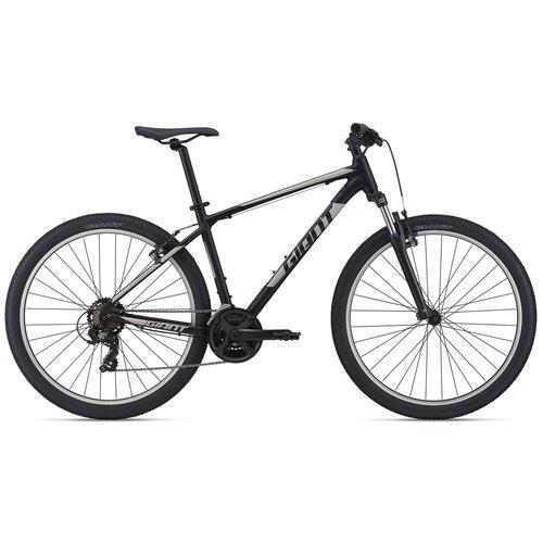Фото - Горный (MTB) велосипед Giant ATX 27.5 (2021) black M (требует финальной сборки) велосипед giant escape 3 disc 2021 металик черный m