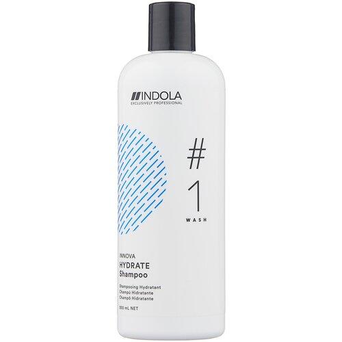 Indola шампунь Innova Hydrate #1 wash, 300 мл недорого