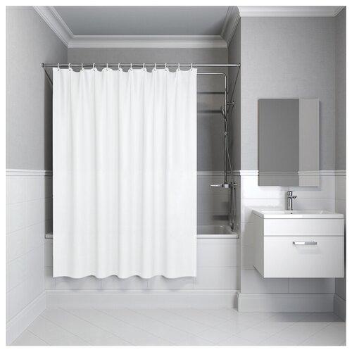 Штора для ванной комнаты, 180*180см, PEVA, IDDIS, P33PV11i11 штора для ванной комнаты 180 180см peva p27pv11i11 iddis
