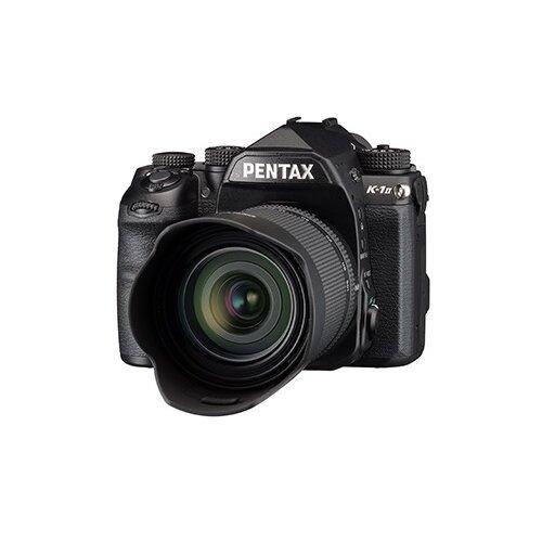 Фото - Фотоаппарат Pentax K-1 Mark II Kit черный D FA 28-105mm f/3.5-5.6 ED DC WR объектив pentax d fa 85mm f1 4 ed sdm aw черный