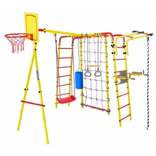 Спортивно-игровой комплекс Midzumi Tamayo Medium (Пластиковые навесные качели)