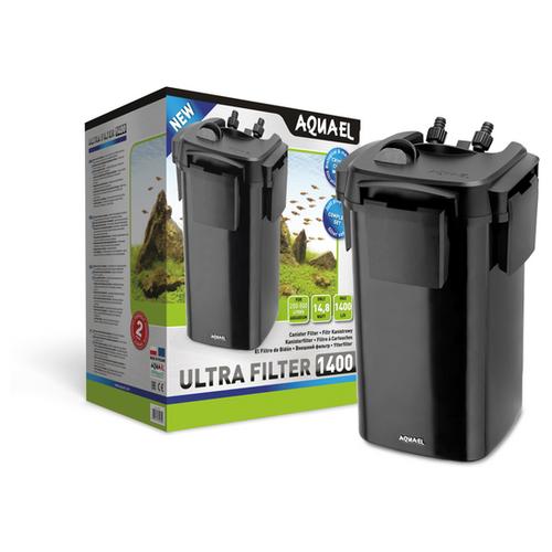 Фото - Внешний фильтр для аквариума Aquael Ultra Filter 1400, 250 - 500 л, 1400 л/ч помпа aquael circulator 1000 1000 л ч для аквариумов объемом до 250 л 1 шт