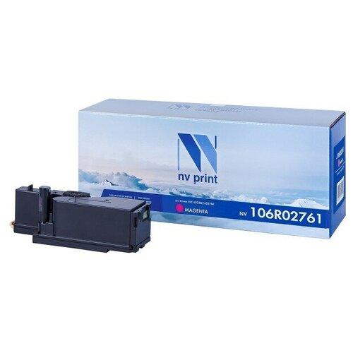 Фото - Картридж NV Print 106R02761 для Xerox, совместимый картридж nv print 106r02306 для xerox совместимый