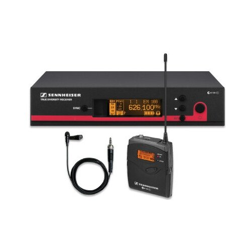 Радиосистема с петличным микрофоном Sennheiser EW 112 G3-A-X
