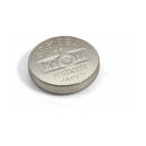 Фото - Батарейка оксид-серебряная MAXELL SR616 SW (321, SR65) батарейка maxell sr 621sw 1 шт
