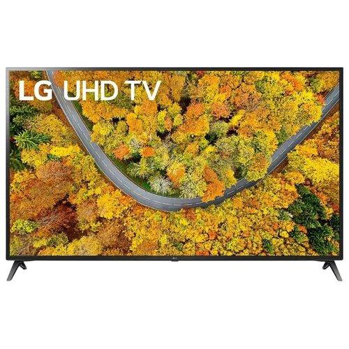 Фото - Телевизор LG 70UP75006LC 69.5 (2021), черный телевизор lg 70up75006lc 69 5 2021 черный