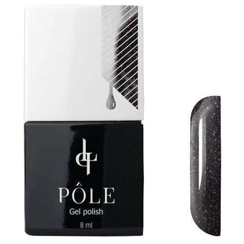 Купить Гель-лак для ногтей Pole Classic line, 8 мл, темная ночь