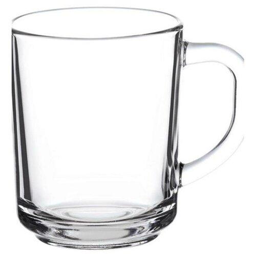 Фото - Кружка Pasabahce Pub, 250 мл, прозрачный кружка стеклянная pasabahce грей 325 мл
