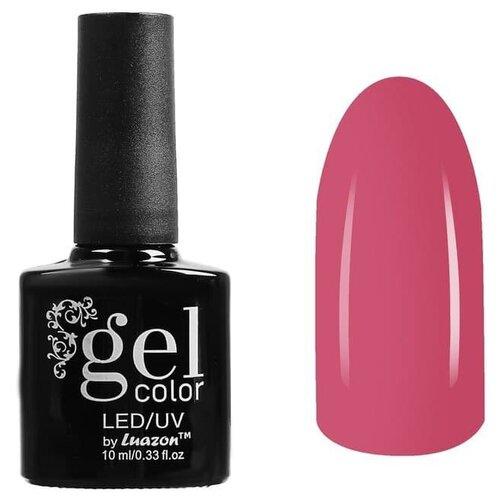 Купить Гель-лак для ногтей Luazon Gel color, 10 мл, В1-078 ярко-розовый