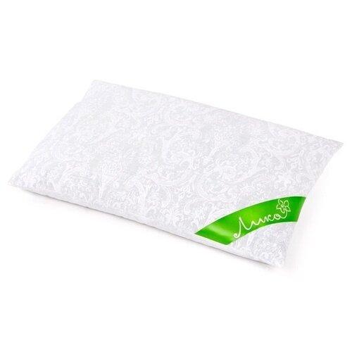 Подушка Лика ортопедическая Чистый Сон, Л058 50 х 70 см серый
