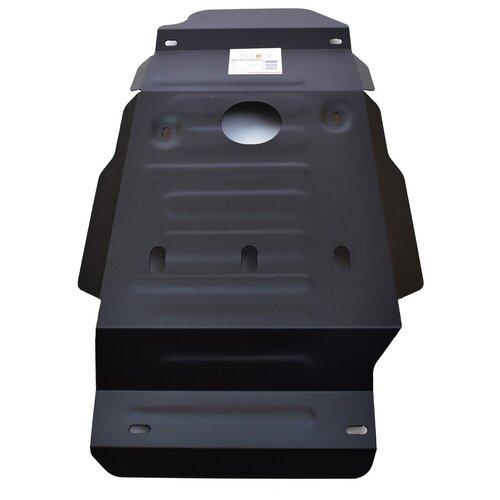 Защита раздаточной коробки и коробки передач ALFeco ALF3902st для УАЗ