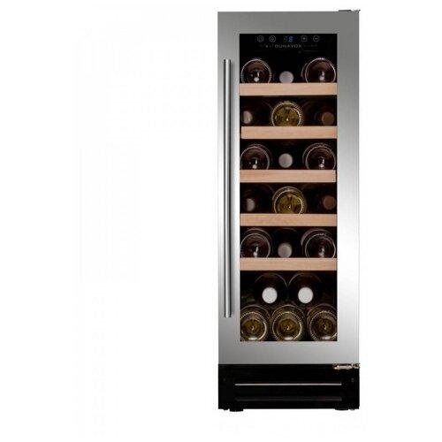 Фото - Винный шкаф Dunavox DAUF-19.58SS винный шкаф 81 л на 32 бутылки монотемпературный серый dau 32 81ss dunavox