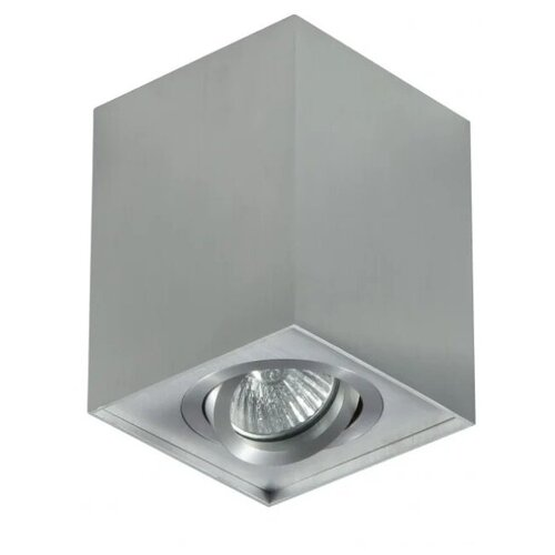 Спот Crystal Lux CLT 420C AL, 50 Вт, 1 лампа недорого