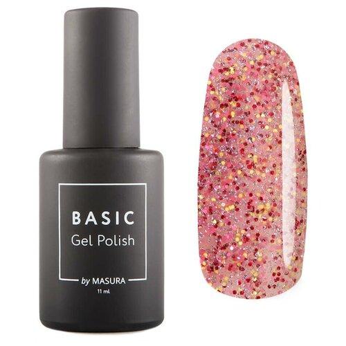 Купить Гель-лак для ногтей Masura Basic, 11 мл, Коко