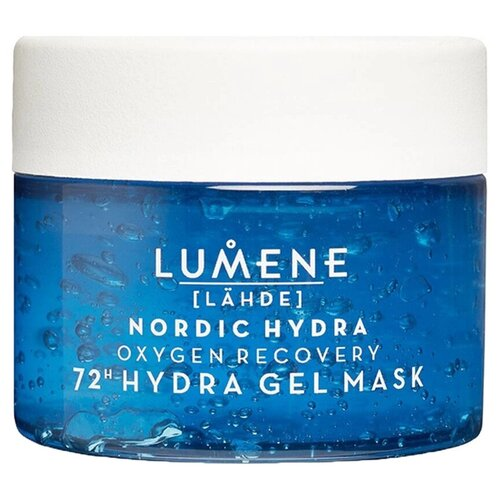 Купить Lumene Nordic Hydra [lahde] Кислородная увлажняющая и восстанавливающая маска 72 часа, 150 мл